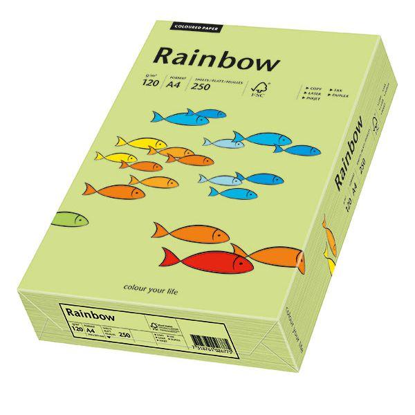 rainbow leuchtend gr n kopierpapier a4 120g m2 1 palette. Black Bedroom Furniture Sets. Home Design Ideas