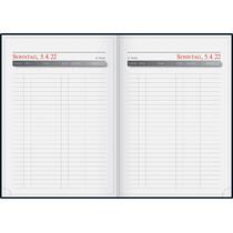 rido idé Reservierungsbuch, 2022, 1 Tag auf 2 Seiten