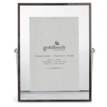 Goldbuch Bilderrahmen Loft - silber, für 1 Foto 10 x 15 cm