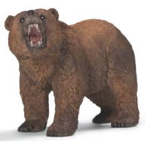 Schleich Spielzeugfigur Grizzlybär