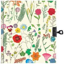 VENCEREMOS Tagebuch Flora - 240 Seiten, 16 x 19 cm