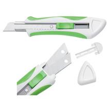 WEDO Cutter - 18 mm, grün weiß
