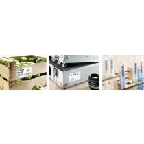HERMA Power Etikett 10901 35,6x16,9mm weiß stark haftend Inh. 2000 Stück