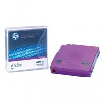 HP Data Cartridge LTO-6 Ultrium RW, 6.25 TB