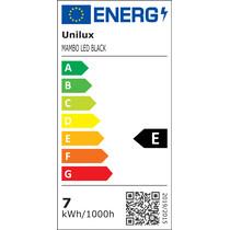 UNiLUX LED-Tischleuchte MAMBO, Farbe: schwarz