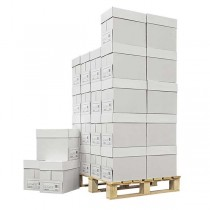 Kopierpapier Palette Universal A4 weiß 80g/m2 - (1 Palette; 100.000 Blatt)
