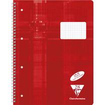 Clairefontaine Collegeblock, DIN A4, Lineatur 28, 80 Blatt