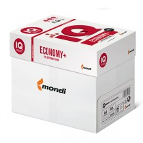 IQ Economy+ weiß Kopierpapier A3 80g/m2 - 1 Karton (2.500 Blatt)