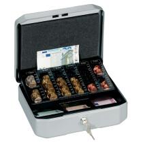 DURABLE Geldzahlkassette 1778-57, anthrazit grau B 283 x H 100 x T 225 mm