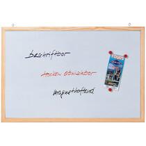FRANKEN Memoboard-Schreibtafel CC-MM3040 E weiß
