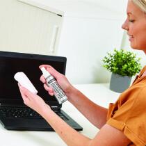 Fellowes Reinigungs-Set, für Tablet-PC E-Reader