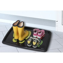 """keeeper DECO-Schuhablage """"Footprints"""", (B)550 x (H)400 mm"""