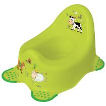 "keeeper kids Babytopf ""adam funny farm"", grün"