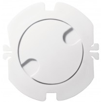 LogiLink Steckdosenschutz mit Automatikverschluss, 10er Set