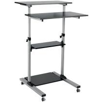 LogiLink PC-Sitz- Steh-Arbeitsplatz, höhenverstellbar