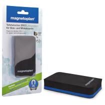 magnetoplan Tafellöscher PRO+, magnetisch, schwarz blau