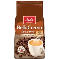 Melitta BellaCrema Café LaCrema 4002720008102, Inh. 1000 g