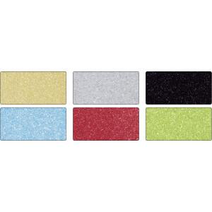 300 g//qm 500 x 700 mm gold folia Glitterkarton