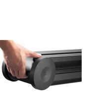 magnetoplan Leinwand mobil de Luxe, (B)2.000 x (H)2.000