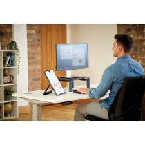 Fellowes Workstation Konzepthalter 21106 schwarz