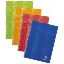 Clairefontaine Cahier spirale, 170 x 220 mm, 180 pages