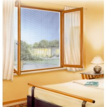 tesa Fliegengitter COMFORT für Fenster, 1,30 m x 1,50 m
