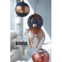 KREUL Acryl-Metallicfarbe, roségold, 50 ml