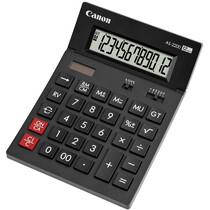 Canon Tischrechner AS-2200, Solar- Batteriebetrieb