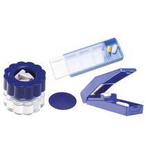 Lifemed Tabletten-Komplett-Set, Kunststoff