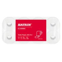 Katrin Classic Toilettenpapier 3-lagig natur-weiß  (1 Palette = 1'512 Rollen)